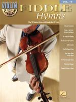 Violin Play-Along Volume 18: Fiddle Hymns Sheet Music