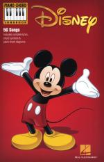 Piano Chord Songbook: Disney Sheet Music