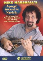 Arpeggio Workout For Mandolin Sheet Music
