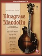 Music Minus One: Bluegrass Mandolin Sheet Music