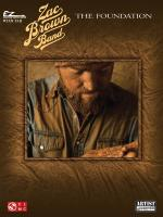Zac Brown Band: The Foundation (Easy Guitar) Sheet Music