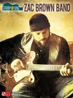 Zac Brown Band: Strum & Sing Sheet Music