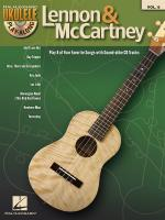 Ukulele Play-Along Volume 6: Lennon & McCartney Sheet Music
