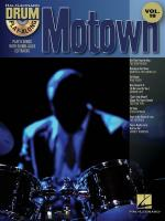 Drum Play-Along Volume 18: Motown Sheet Music