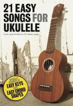 21 Easy Songs For Ukulele Sheet Music