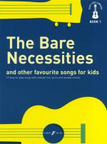 Easy Uke Library Book 1: Bare Necessities And Other Favourite Songs For Kids Sheet Music