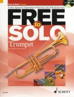 Rob Hughes/Paul Harvey: Free To Solo - Trumpet Sheet Music