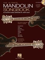 The Ultimate Mandolin Songbook Sheet Music