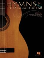 Hymns for Classical Guitar - 25 Songs of Worship Sheet Music