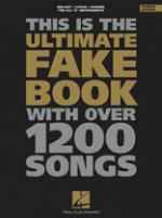 The Ultimate Fake Book - 4th Edition Sheet Music