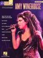 Amy Winehouse - Softcover with CD Sheet Music