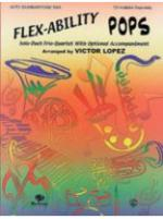 Flex-Ability Pops - Alto Sax / Baritone Sax Sheet Music