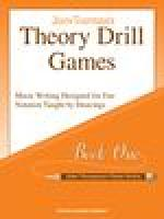 Theory Drill Games Set 1 Sheet Music
