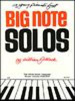 Young Pianist 1st Big Note Solos Sheet Music