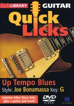 Up Tempo Blues - Quick Licks Sheet Music