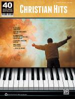 40 Sheet Music Bestsellers -- Christian Hits Sheet Music