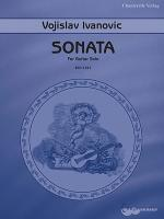 Vojislav Ivanovic - Sonata Sheet Music