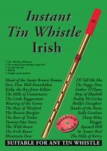 Instant Tin Whistle - Irish Book/CD Set Sheet Music