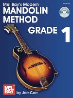 Modern Mandolin Method Grade 1 Book/CD Set Sheet Music