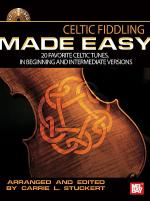 Celtic Fiddling Made Easy Book/CD Set Sheet Music