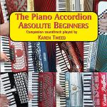 The Piano Accordion - Absolute Beginners CD Sheet Music