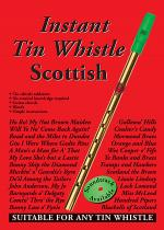 Instant Tin Whistle - Scottish Book/CD Set Sheet Music