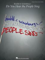 Boublil & Schönberg's Do You Hear the People Sing Sheet Music