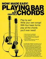 Playing Bar Chords Sheet Music