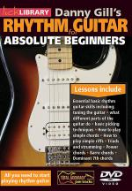 Danny Gill's Rhythm Guitar for Absolute Beginners Sheet Music