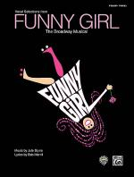 Funny Girl -- Sheet Music from the Broadway Musical Sheet Music