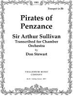Pirates of Penzance Sheet Music