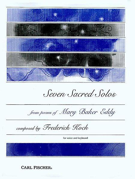 Seven Sacred Solos Sheet Music
