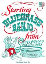 Starting Bluegrass Banjo from Scratch Sheet Music