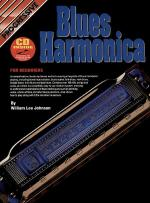 Progressive Blues Harmonica (Book/CD) Sheet Music