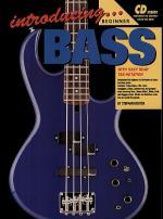 Progressive Introducing Bass (Book/CD) Sheet Music