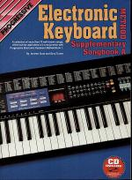Progressive Keyboard Method Supplement A (Book/CD) Sheet Music