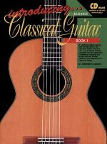 Progressive Introducing Classical Guitar (Book/CD) Sheet Music