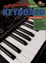 Progressive Introducing Keyboard Book 1 (Book/CD) Sheet Music