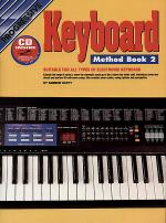 Progressive Keyboard Method Book 2 (Book/CD) Sheet Music