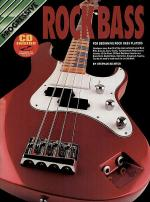 Progressive Rock Bass (Book/CD) Sheet Music