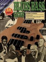 Progressive Blues Bass Licks (Book/CD) Sheet Music