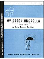 My Green Umbrella Sheet Music
