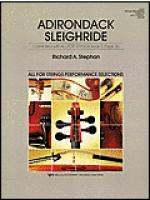 Adirondack Sleighride Sheet Music