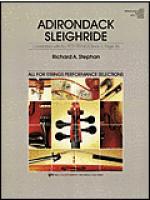 Adirondack Sleighride (Score) Sheet Music
