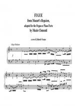 Fugue du Requiem Sheet Music