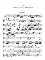 Symphony No.5 - V1 Sheet Music