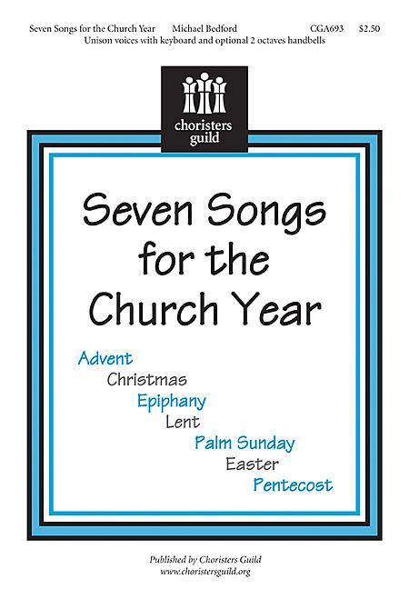 Seven Songs for the Church Year Sheet Music