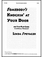 Somebody's Knockin' at Your Door Sheet Music
