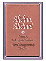 Alleluia, Alleluia! Sheet Music