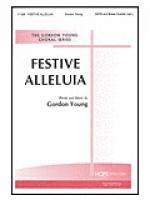 Festive Alleluia Sheet Music